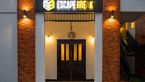 escape break 2
